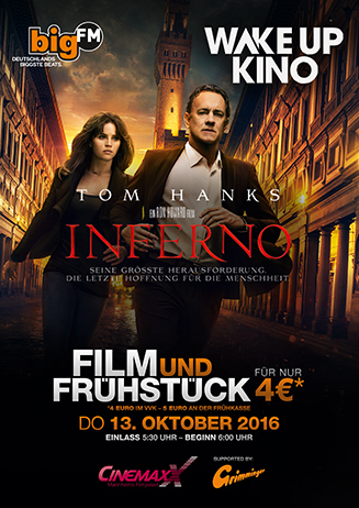 "Wake Up Kino: ""Inferno"""