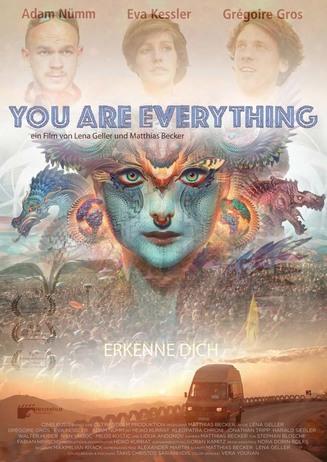 You Are Everything - Das erste Festival Roadmovie
