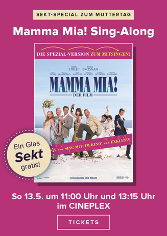 MAMMA MIA! - Sing-Along-Version zum Muttertag