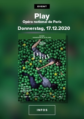 Opéra national de Paris 2020/21: Play