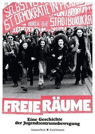 vh ulm im Kino: Freie Räume - Eine Geschichte der Jugendzentrumsb