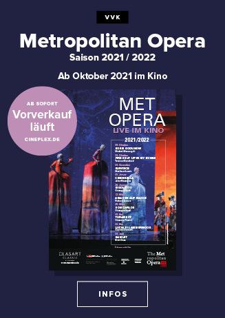 Met Opera 2021/2022