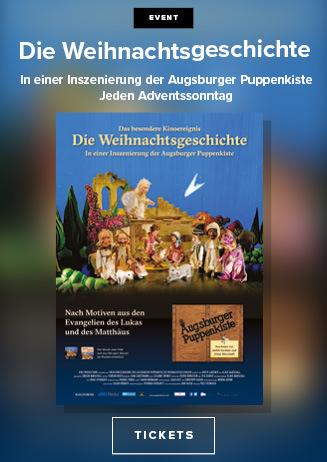 Die Weihnachtsgeschichte der Augsburger Puppenkiste