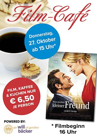 """161027 Film-Café """"Mein ziemlich kleiner Freund"""""""