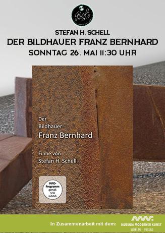 """Filmgespräch: """"Der Bildhauer Franz Bernhard"""""""