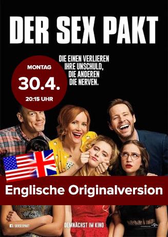 Englische Originalversion: Der Sex Pakt