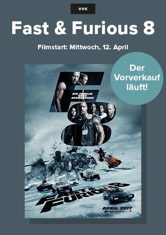 VVK: Fast & Furious 8