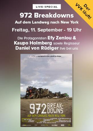 """200911 Stars zu Besuch: """"972 Breakdowns"""""""