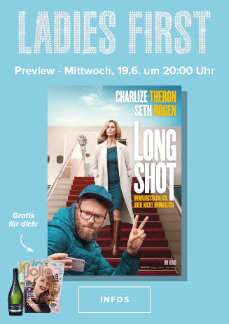 Ladies-First-Preview: LONG SHOT