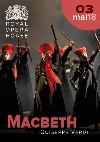 Macbeth: Royal Opera House
