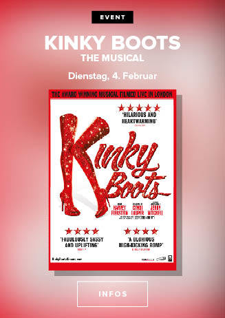KINKY BOOTS - Das Musical