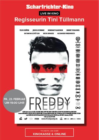 """Live im Kino: """"FREDDY / EDDY"""""""