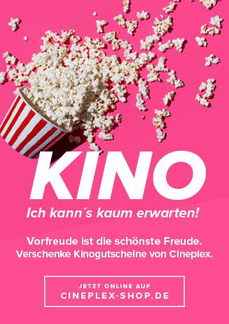 Kino - Ich kann's kaum erwarten