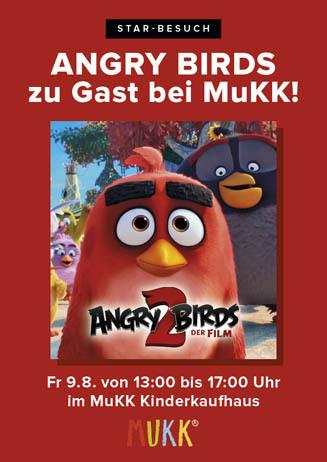ANGRY Birds zu gast bei MuKK!