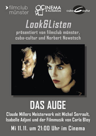 Look&Listen: DAS AUGE