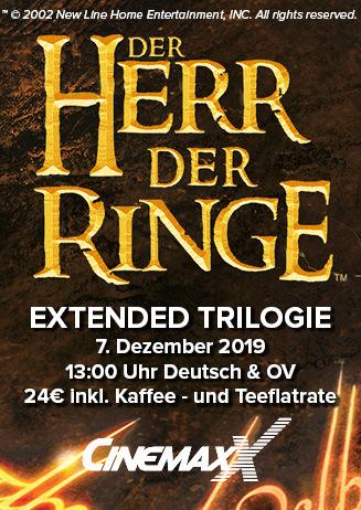 Herr der Ringe Extended Trilogie
