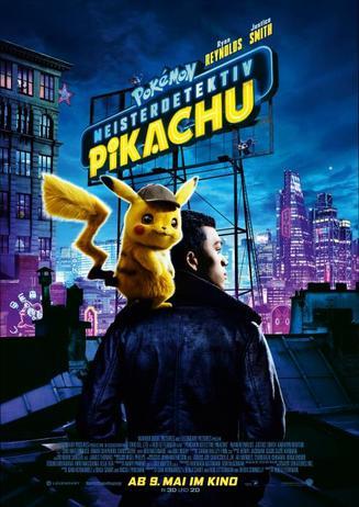 Preview: Pokémon Meisterdetektiv Pikachu - 3D