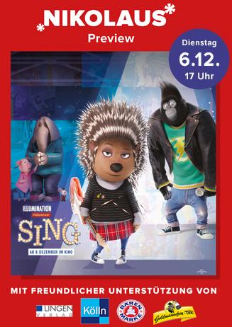 Nikolauspreview Sing