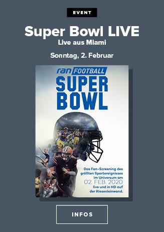 Special: Super Bowl LIVE