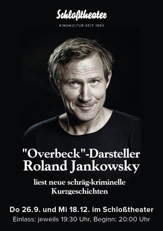 Krimi-Lesung Roland Jankowsky