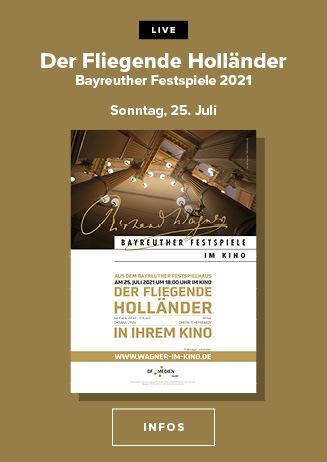 Bayeuther Festspiele 2021: Der Fliegende Holländer