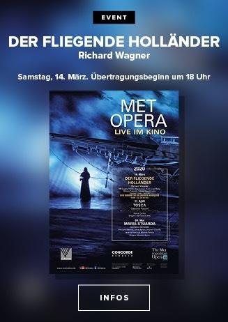 MET: Der Fliegende Holländer (Wagner)