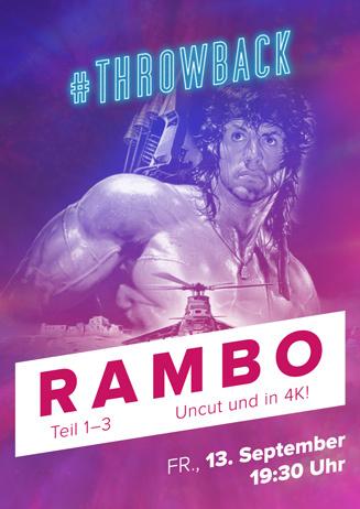 #THROWBACK: RAMBO I-III