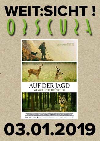 Weit:Sicht! - Auf der Jagd
