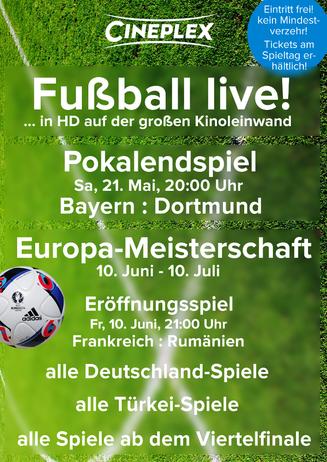 Fußball live!