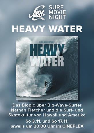 Cine Mar: HEAVY WATER