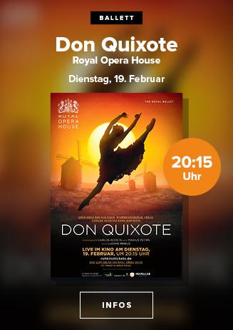 "Royal Opera House 2018/19: ""Don Quixote"""