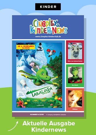 Cineplex Kindernews 4/2018
