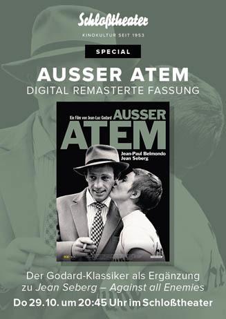 AUSSER ATEM