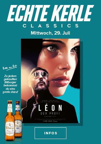 """200729 Echte Kerle Classics: """"Léon - Der Profi"""""""