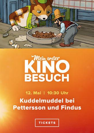 Erster Kinobesuch: Pettersson & Findus