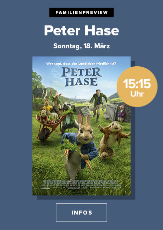 Familienpreview: Peter hase