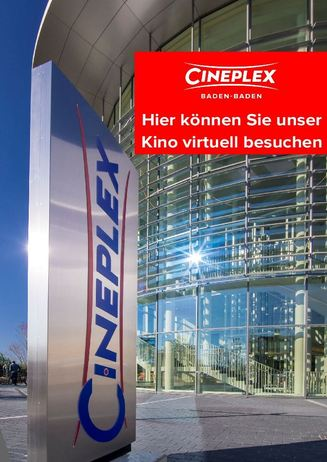Der virtuelle Rundgang durch das Cinepelx Baden-Baden