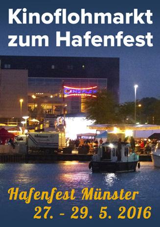 Kino-Flohmarkt zum Hafenfest