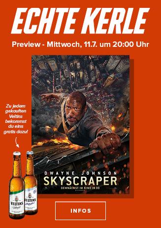 "Echte Kerle Preview: ""Skyscraper"""