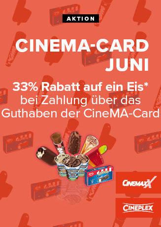 CineMa-Card Juni