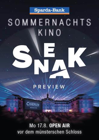 Sneak-Preview Open Air