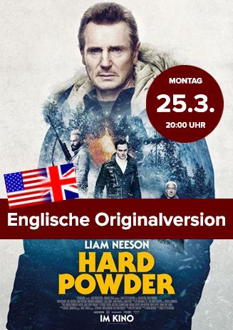 """Englische OV: """"Hard Powder"""""""