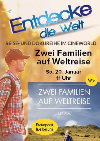 """190120 EdW + Besuch """"Zwei Familien auf Weltreise"""""""