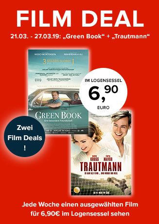 "Film Deal: ""Green Book"" + ""Trautmann"""