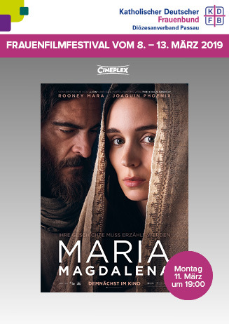 Frauenfilmfestival: Maria Magdalena