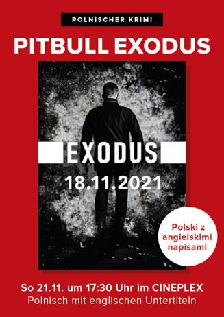 Polnischer Film: PITBULL EXODUS