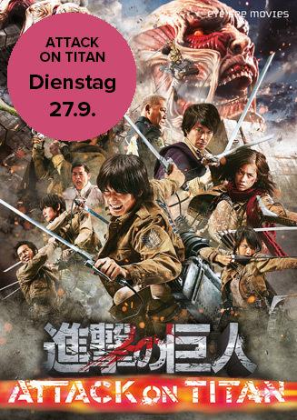 27.9. - Anime Night: Attack on Titan