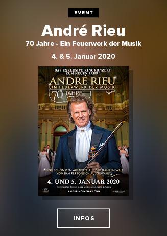 André Rieu Neujahrskonzert