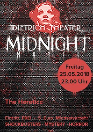 Midnight Movie: The Heretics