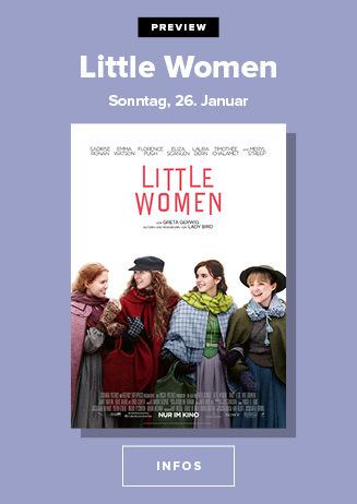 Sekt Preview: Little Woman